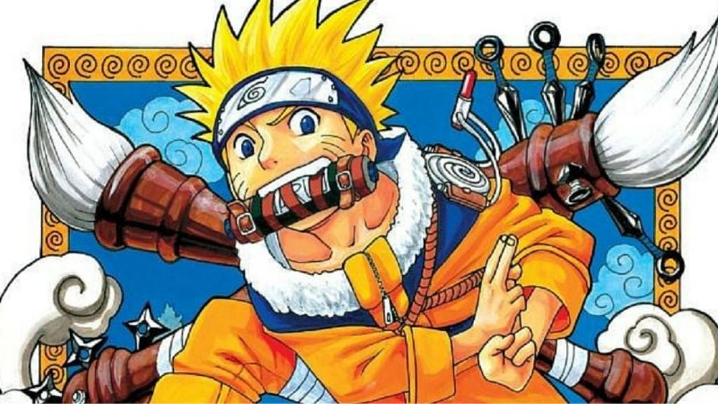 10. Naruto Uzumaki (Naruto)