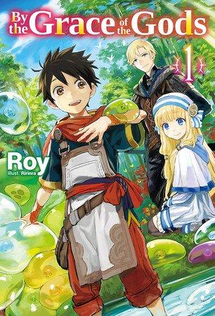By the Grace of the Gods fantasy light novel laves til anime