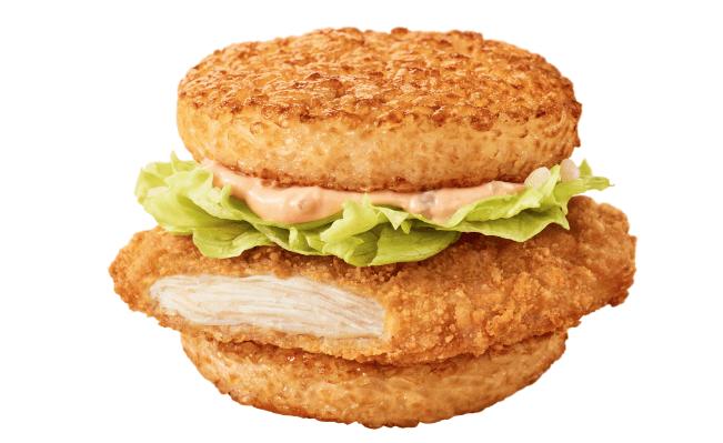 Gohan Chicken Filet (410 yen)