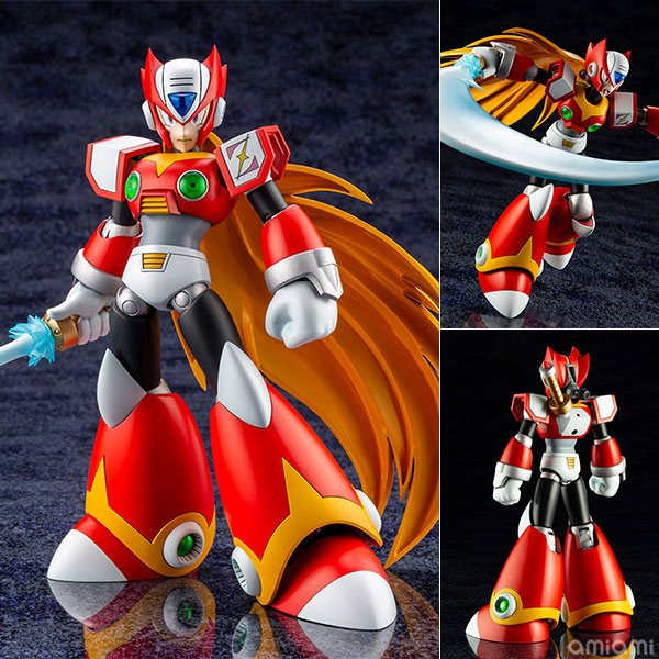 Mega Man X Zero