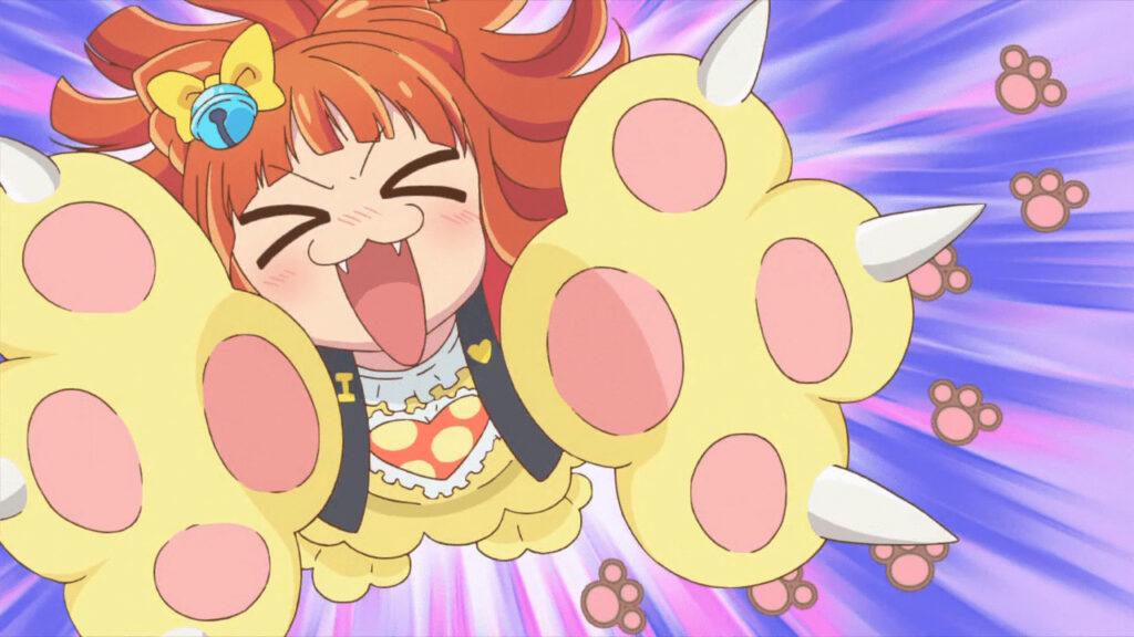 3. Ako Saotome (Aikatsu Stars!)