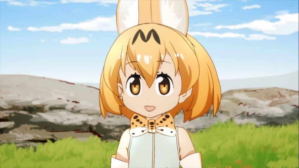 7. Serval (Kemono Friends)