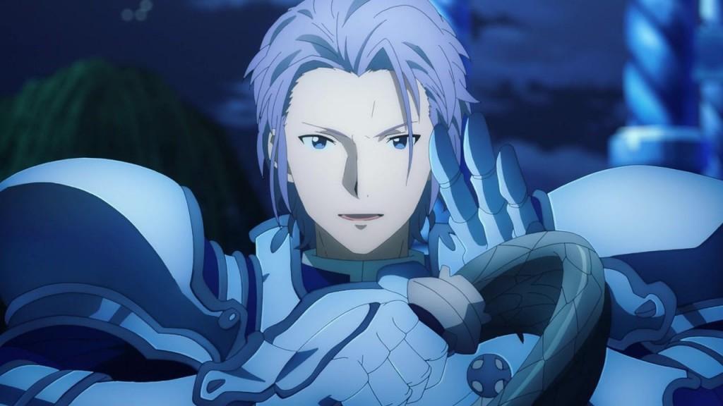 3. Sword Art Online: Alicization – War of Underworld