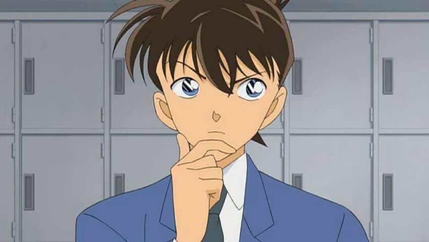 5. Detective Conan