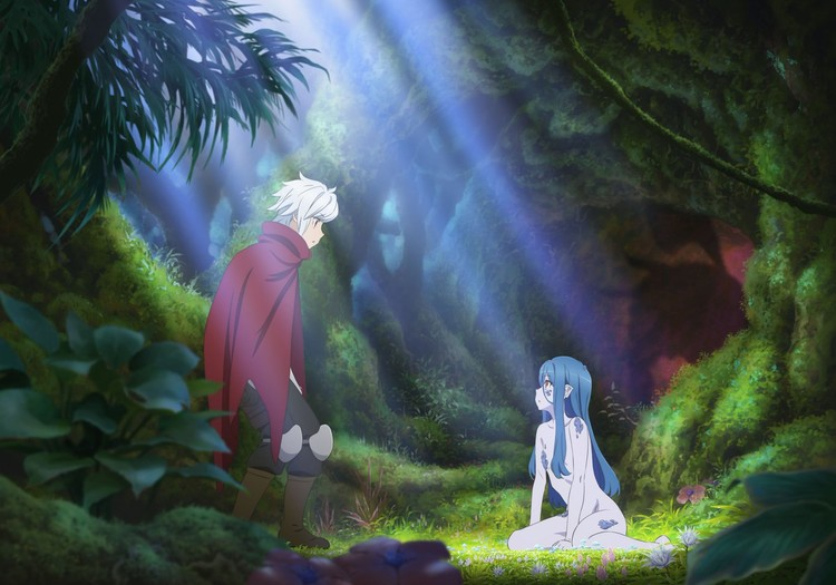 Is It Wrong to Try to Pick Up Girls in a Dungeon? anime sæson III trailer