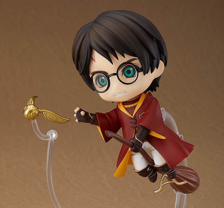 Nendoroid Harry Potter: Quidditch Ver.