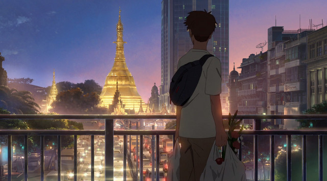 Shinkai Makoto har igen lavet en kortfilm for Taisei Corporation