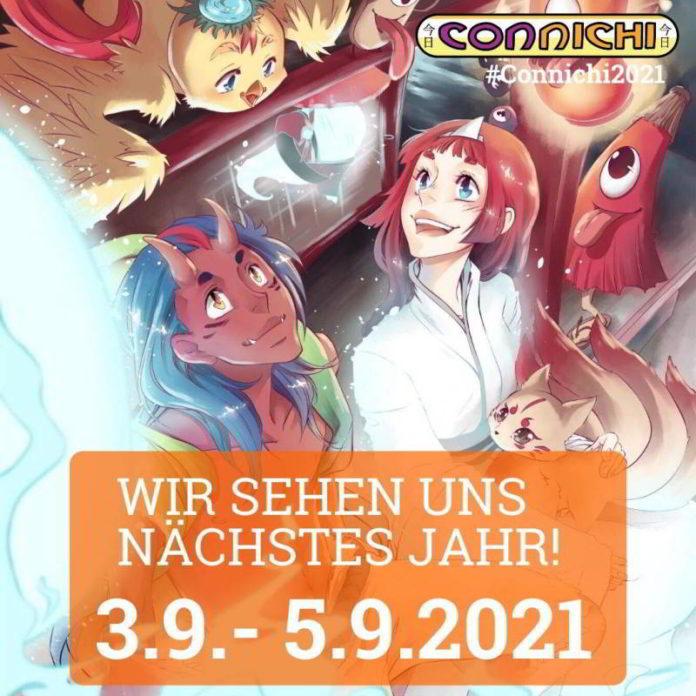 Connichi 2020 aflyst på grund af Covid-19