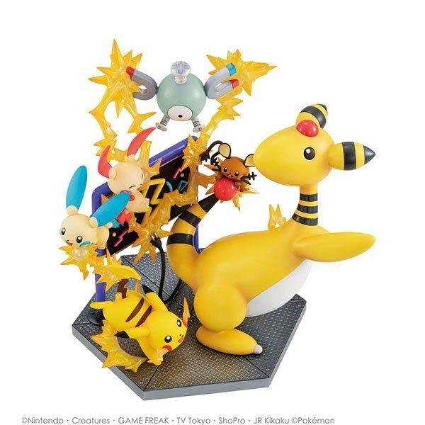 Pokemon Electric Type Electric Power! G.E.M. EX Series