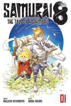 Masashi Kishimoto og Akira Ōkubos Samurai 8 manga ender