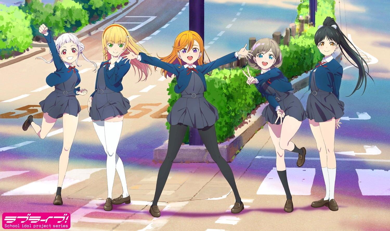 Ny Love Live! anime info
