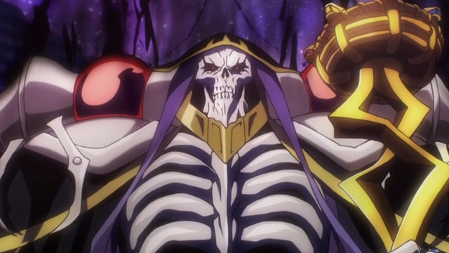 3. Ainz Ooal Gown (Overlord)