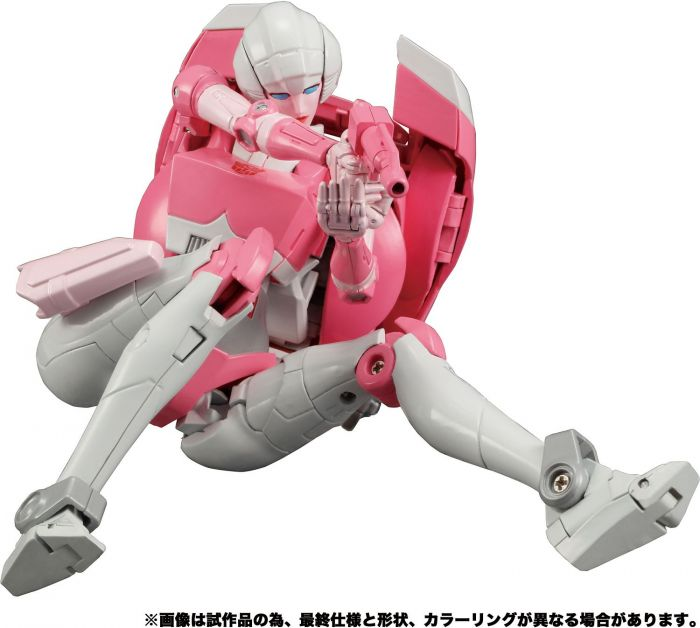 MP-51 Transformers Masterpiece Arcee