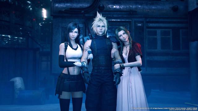 2000 japanske Final Fantasy VII fans har stemt på deres yndlings heltinde