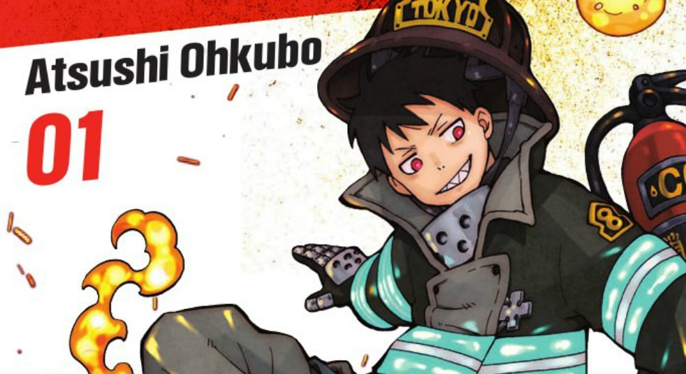 Atsushi Ohkubo: Fire Force er min sidste manga