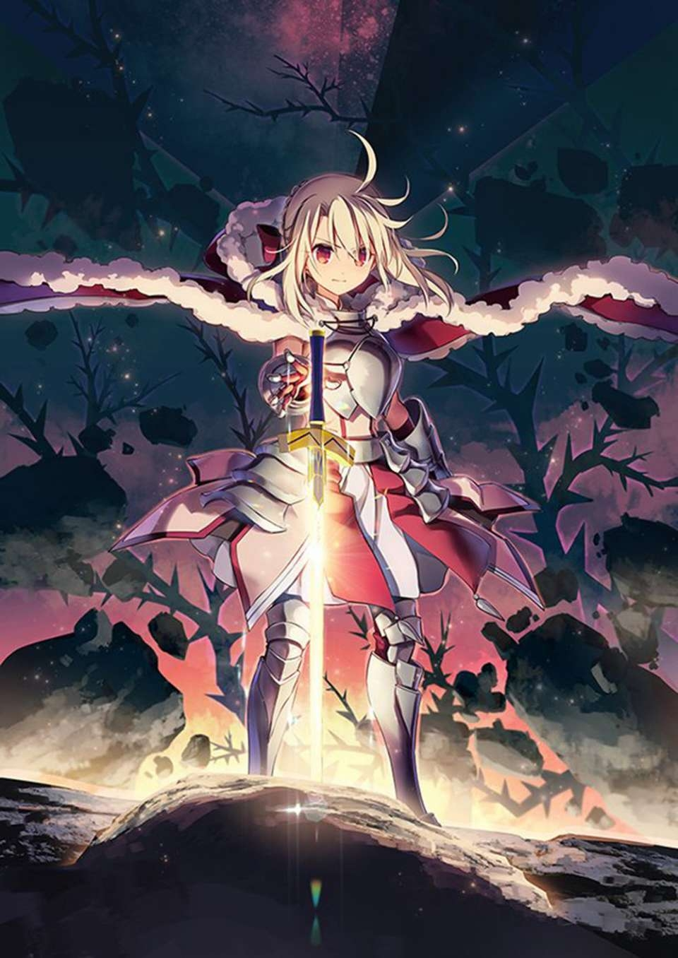 Fate/kaleid liner Prisma Illya anime får ny anime film