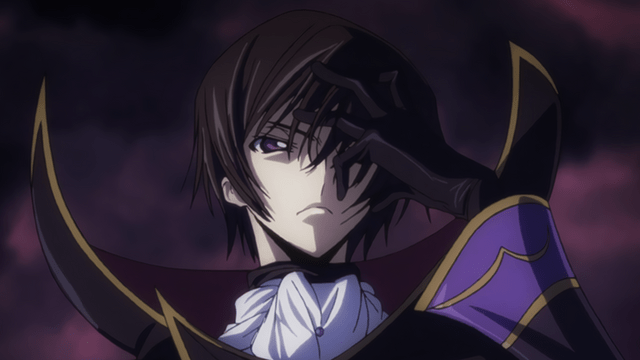 7. Lelouch Lamperouge (Code Geass: Lelouch of the Rebellion)