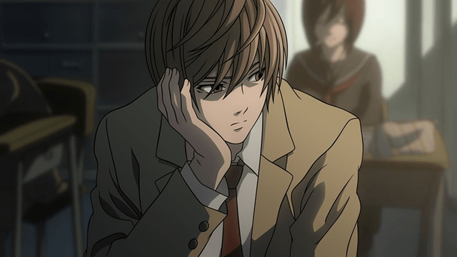 4. Light Yagami (Death Note)