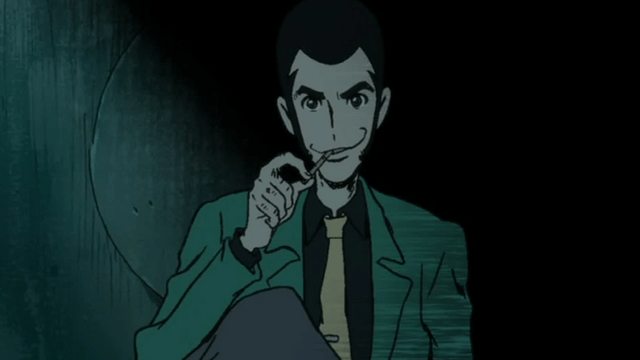 5. Lupin the 3rd