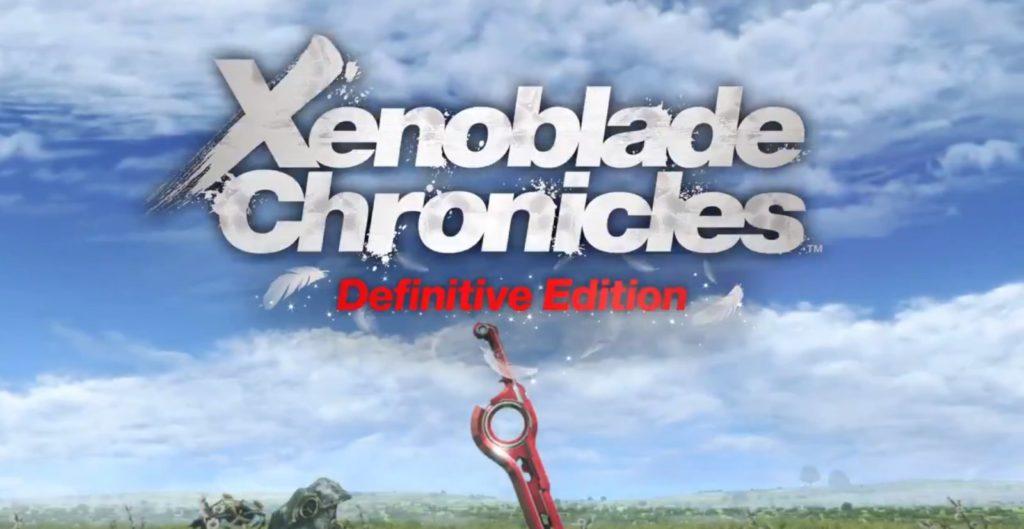 Xenoblade Chronicles: Definitive Edition charakter trailer