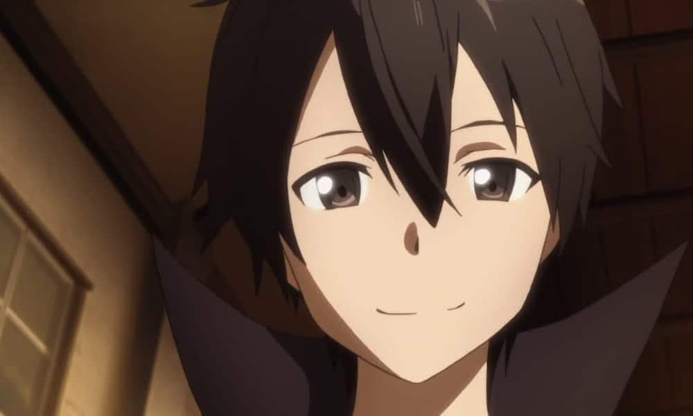 1: Kirito (Sword Art Online)