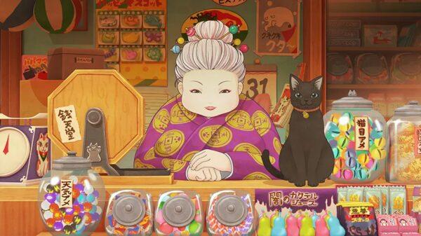 Fushigi Dagashiya Zenitendō børnebøger laves til anime