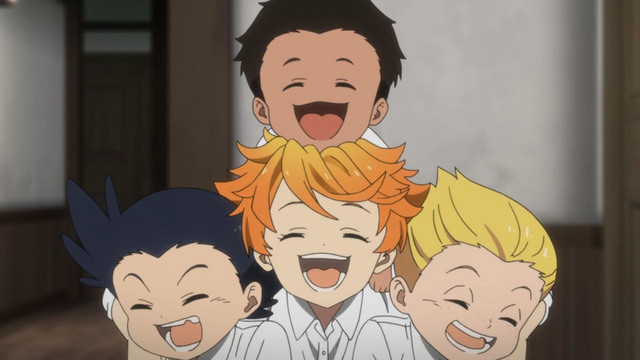 The Promised Neverland laves til live-action serie og spil