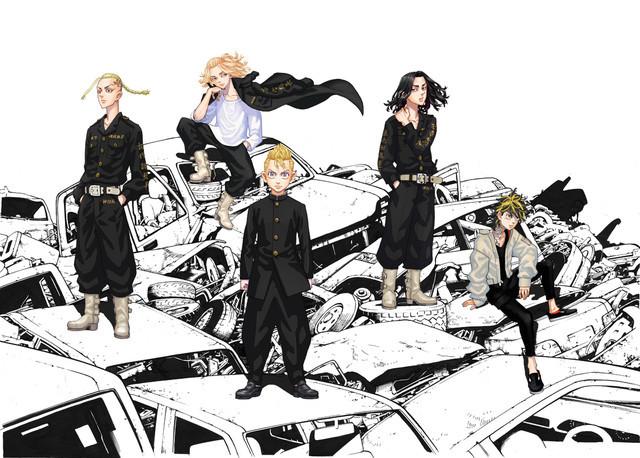 Tokyo Revengers manga kommer som TV anime i 2021