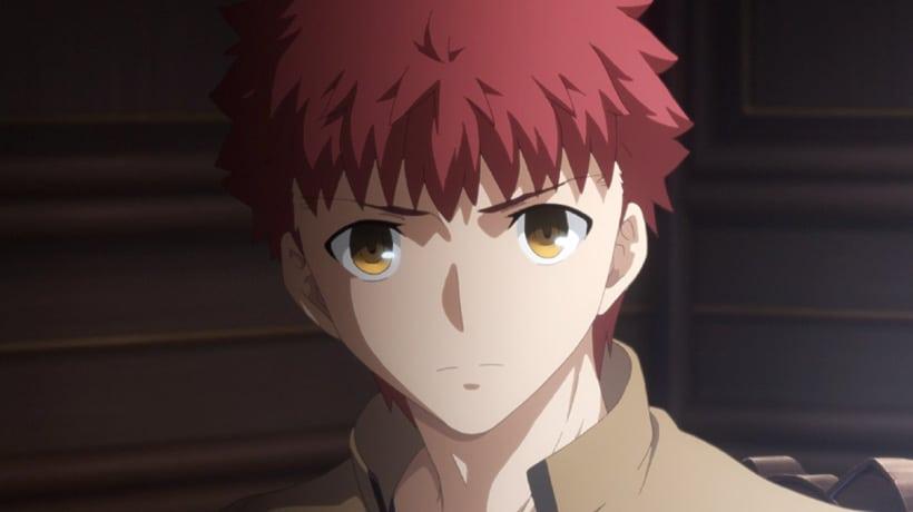 3: Shirou Emiya (Fate/stay night)