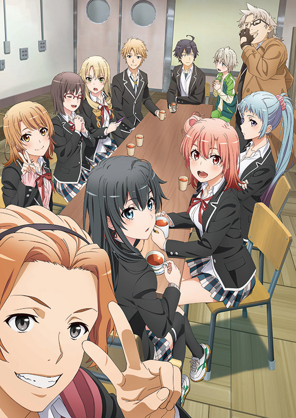 My Teen Romantic Comedy SNAFU anime sæson 3 trailer og dato