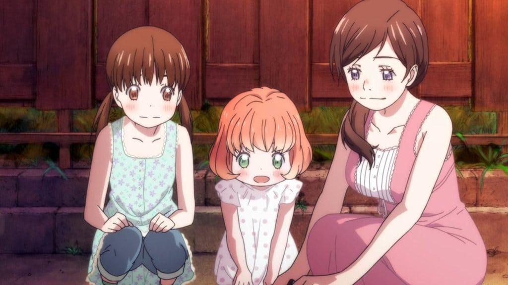 3: Hinata, Akari & Momo (Sangatsu no Lion)