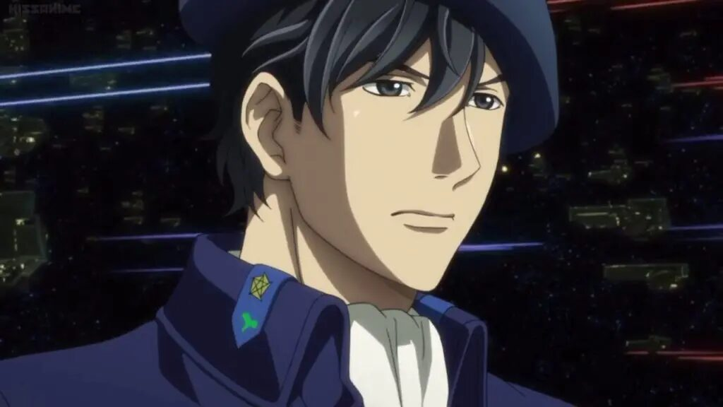 10: Yang Wen Li (Legend of the Galactic Heroes)
