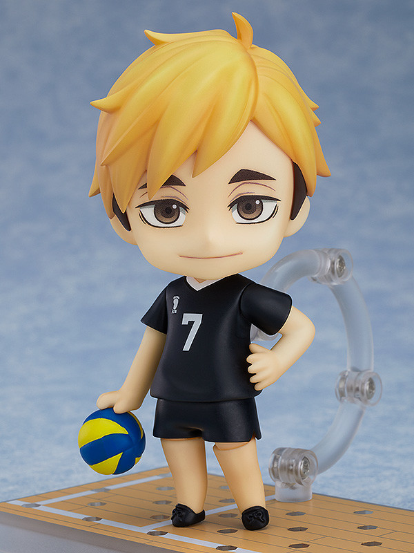 HAIKYU!! TO THE TOP Nendoroid Atsumu Miya