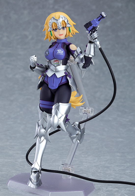 GOODSMILE RACING & TYPE-MOON RACING figma Jeanne d'Arc: Racing ver.