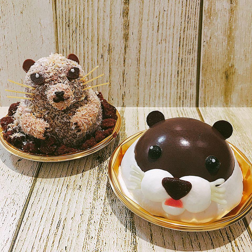 Swallowtail konditoriet i Tokyo får dyre kager