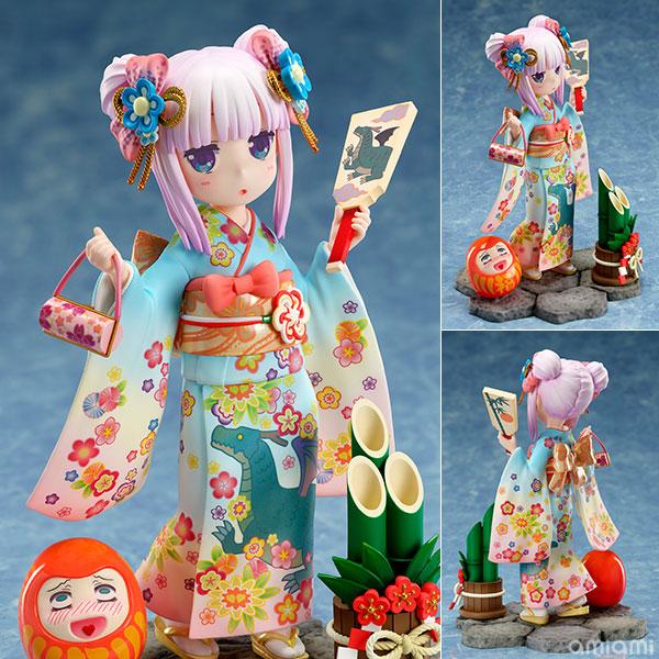 Miss Kobayashi's Dragon Maid Kanna -Finest Kimono-