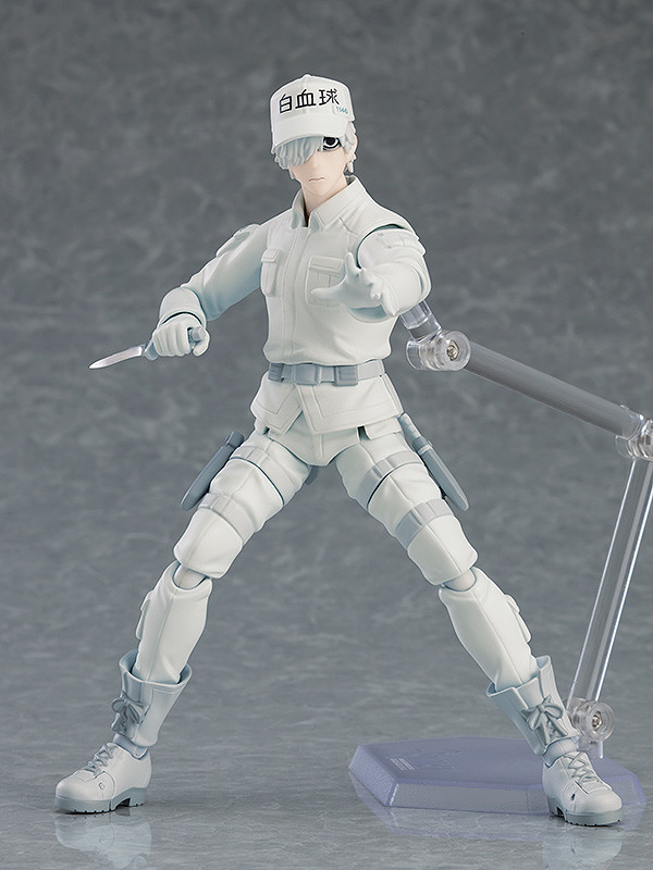 Cells at Work! figma White blood cell Neutrophil)
