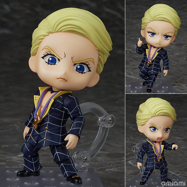 "Nendoroid TV Anime ""JoJo's Bizarre Adventure Golden Wind"" Prosciutto"