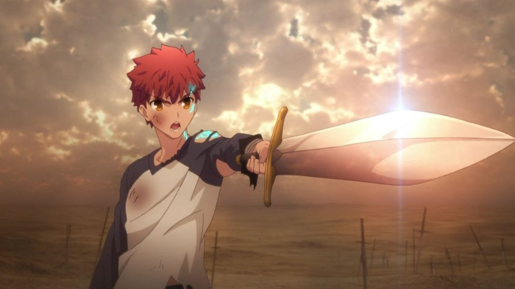 3: Shirou Emiya (Fate/Stay night)