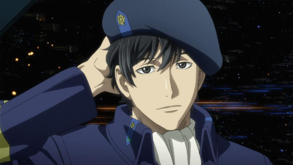 6: Yang Wen-Li (Legend of the Galactic Heroes: Die neue These)