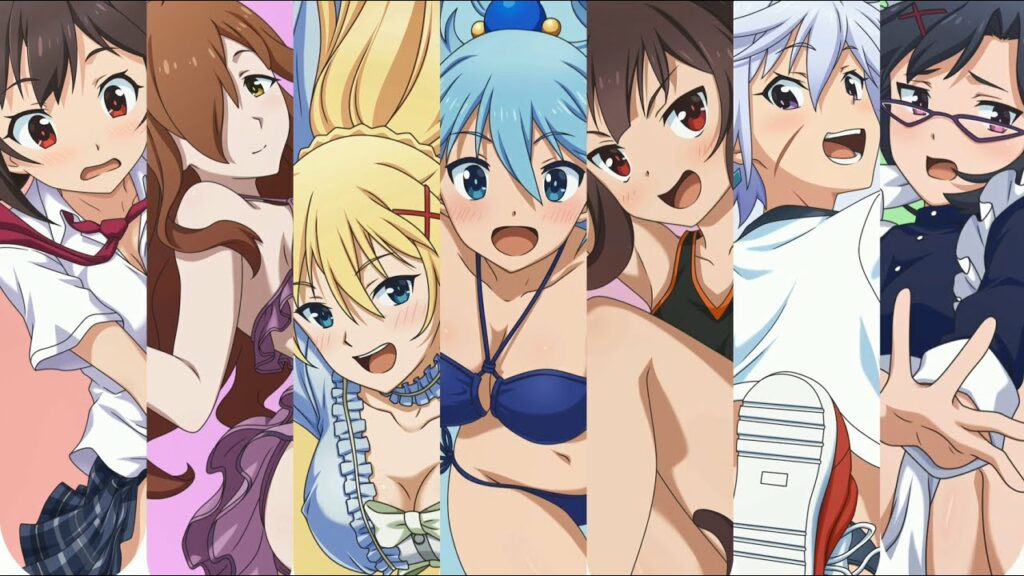 Blandede nyheder 5 august 2020: D.Gray-man, One Piece, KonoSuba, O Maidens in Your Savage Season og Shinkasen undertøj