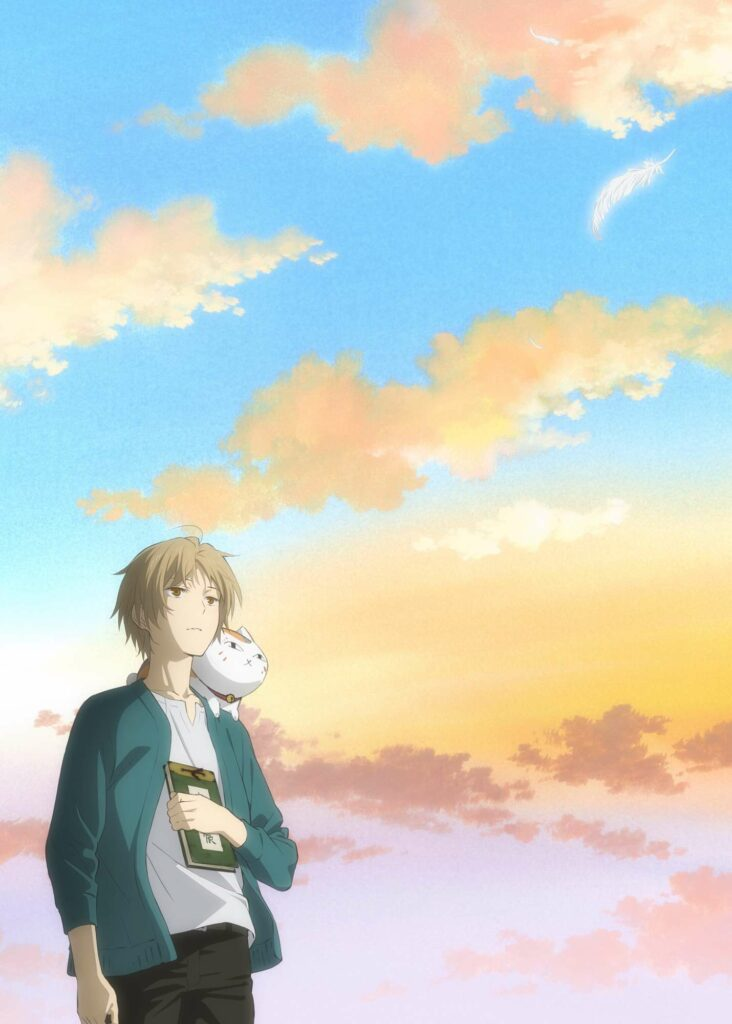 5. Natsume's Book of Friends