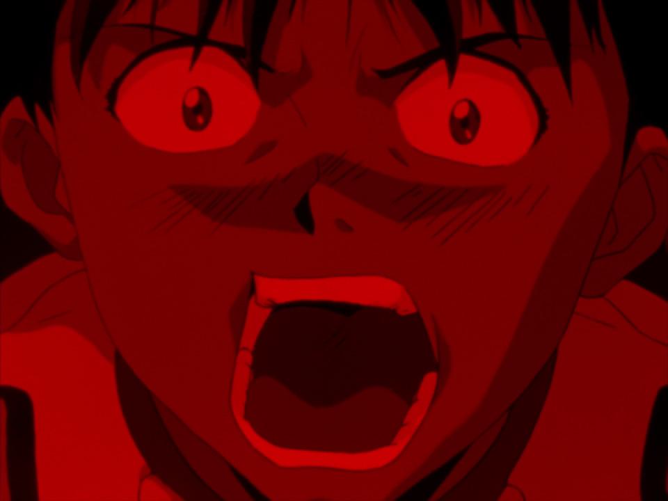 8. Neon Genesis Evangelion