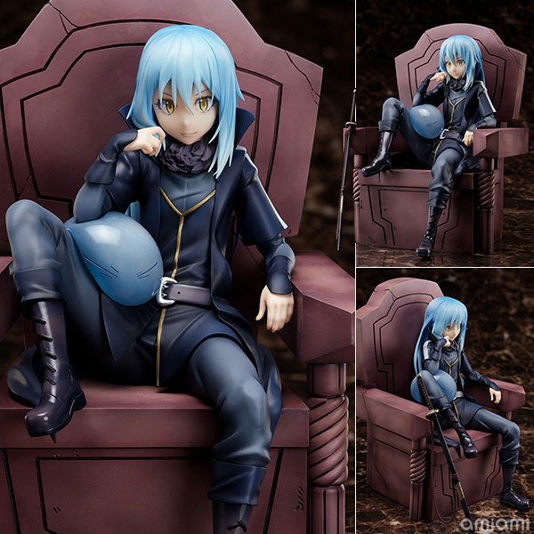 That Time I Got Reincarnated as a Slime Demon Lord Rimuru Tempest
