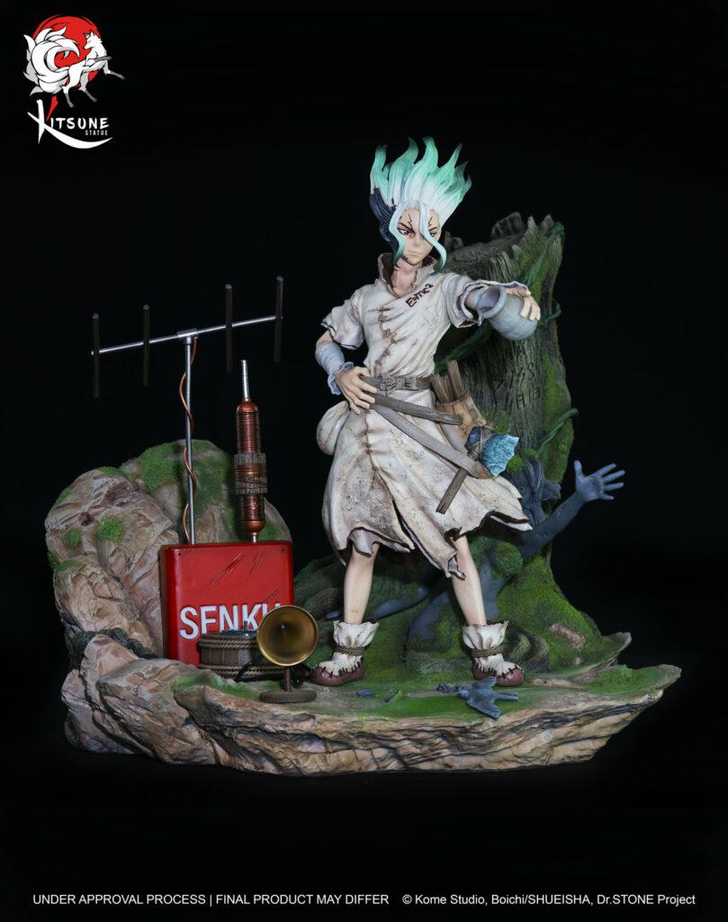 Dr. Stone Senku Ishigami