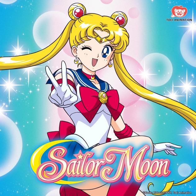11. Sailor Moon