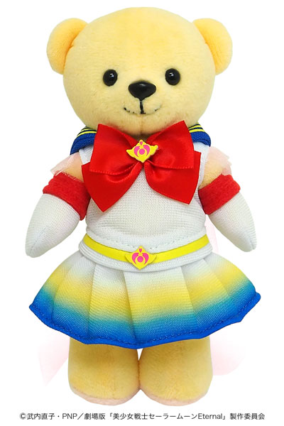 "Kumamate Movie ""Sailor Moon Eternal"" Super Sailor Moon"