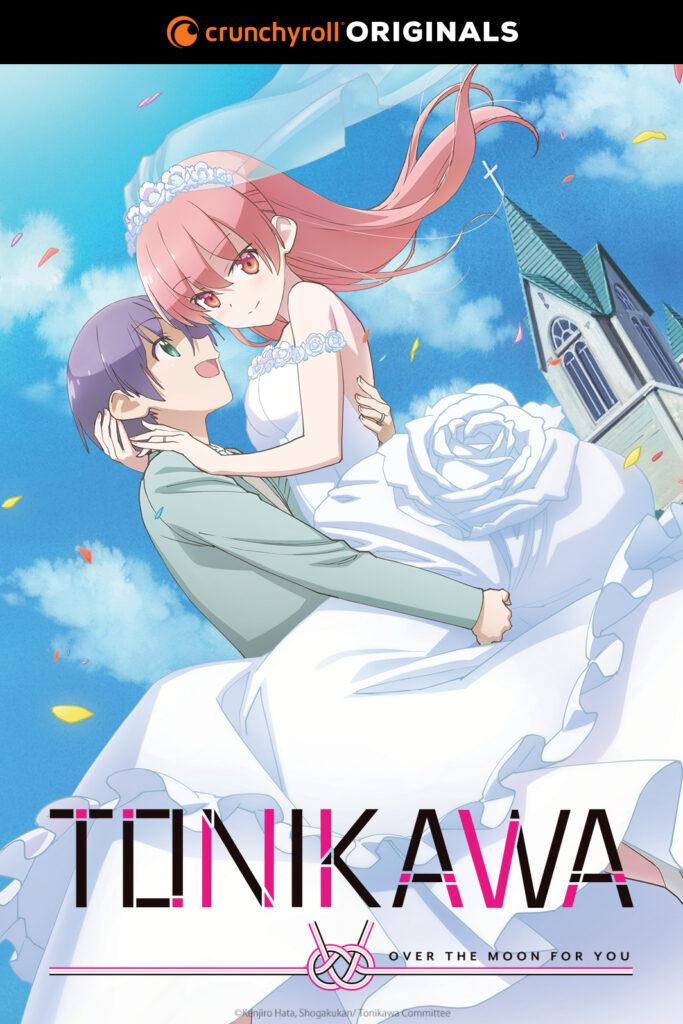 TONIKAWA: Over The Moon For You TV anime info