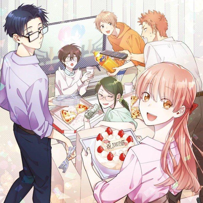 Wotakoi: Love is Hard for Otaku får nyt anime afsnit