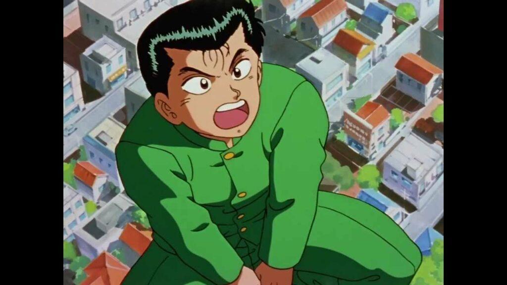 5. Yu Yu Hakusho